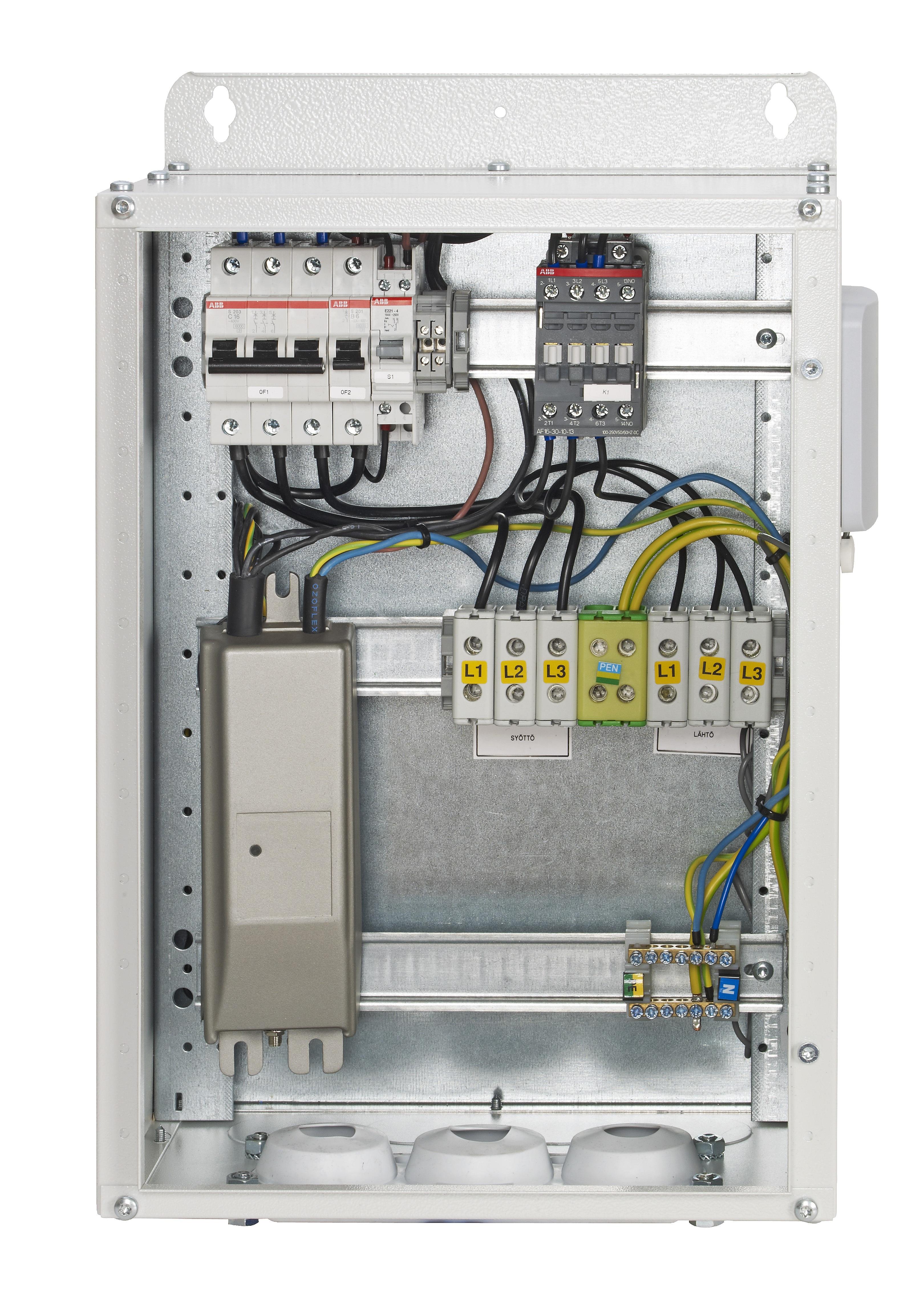 Компактный контрольный центр c smartlight oyc smartlight oy Компактный контрольный центр order number c2 2614123