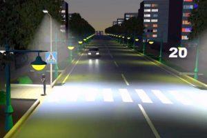 C2 SmartWalk - lisää näkyvyyttä suojateille
