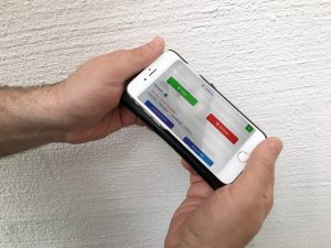 C2 SmartLight C2S mobiilikäyttöliittymä