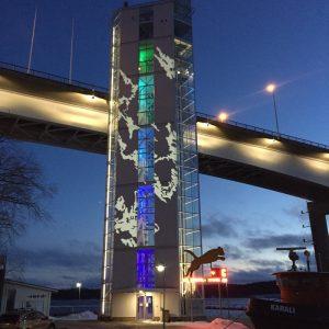 Puumalan siltatorni korkeapaine